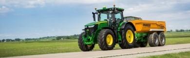2018.gadā izmaiņas jaunas traktortehnikas un piekabju reģistrācijā