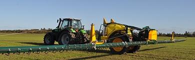 Kāda ir Jūsu lauksaimniecības smidzinātāja darbības kvalitāte?